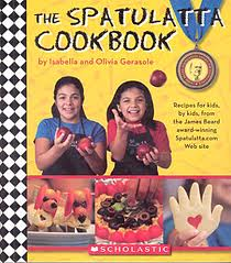 book cover image for The Spatulatta Cookbook
