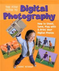 Kid's Guide to Digital Photography book cover