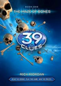 The 39 Clues: Maze of Bones by Rick Riordan