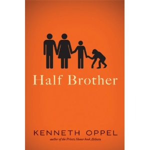Book cover image of Half-Brother