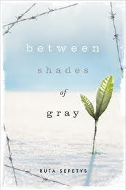 Between Shades of Gray book cover image