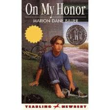 On My Honor book cover image