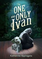 The One and Only Ivan book cover image